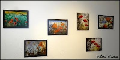 Eric Bruni , Christian Jaquart galerie de la Citadelle Sisteron