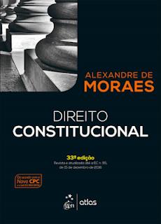 Baixar Direito Constitucional (2017) - Alexandre de Moraes PDF