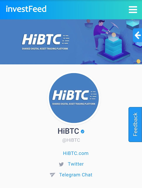 HiBTC airdrop