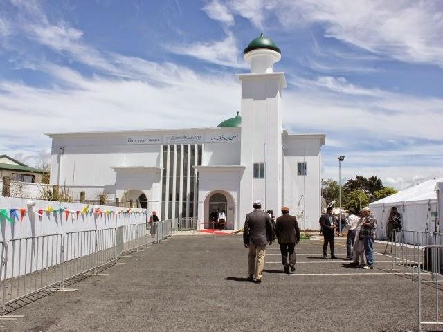 AHMADIYYA MOSQUE: Baitul Muqeet