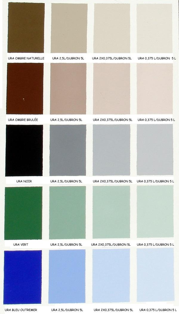 nuancier peinture murale nuancier test. Black Bedroom Furniture Sets. Home Design Ideas