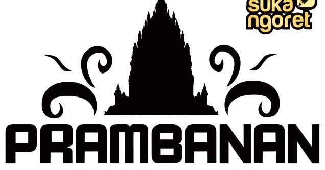 Free Vector Candi Prambanan CorelDraw - sukangoret | buanapam