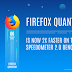 Meet New Mozilla Firefox Quantum Version 57 Its Said to be 2x Faster Than Normal Browser