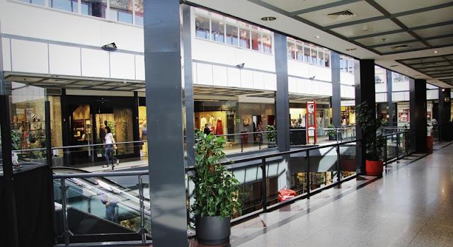 Shopping Arturo Soria Plaza em Madri