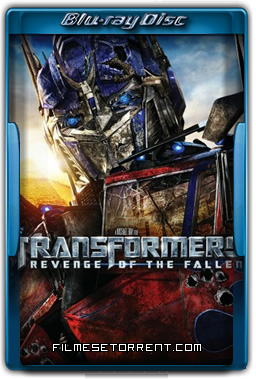 Transformers A Vingança dos Derrotados Torrent 2009 1080p BluRay Dublado