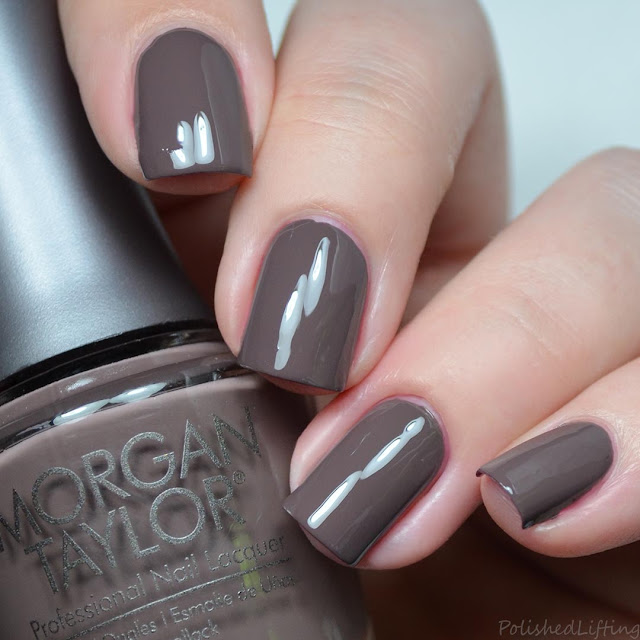 taupe creme nail polish