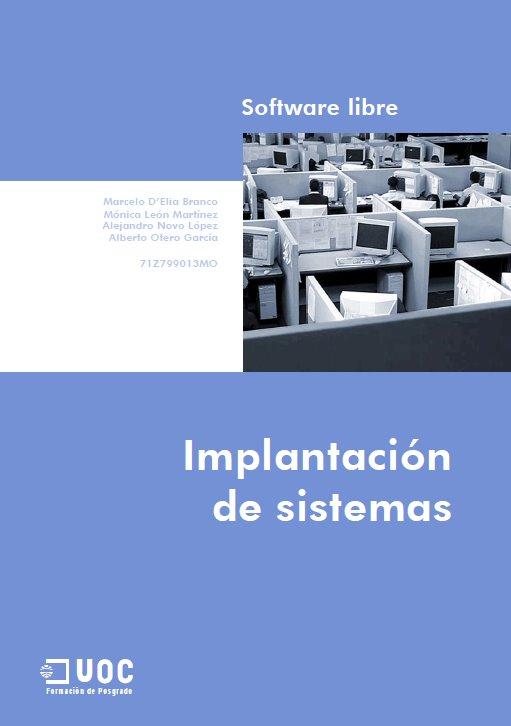 Implantación de Sistemas – UOC