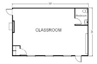 Cost to rent or buy a used portable modular classroom