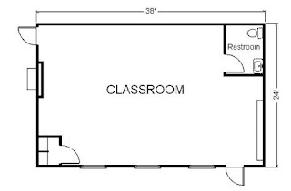 How much to rent or buy a portable classroom?