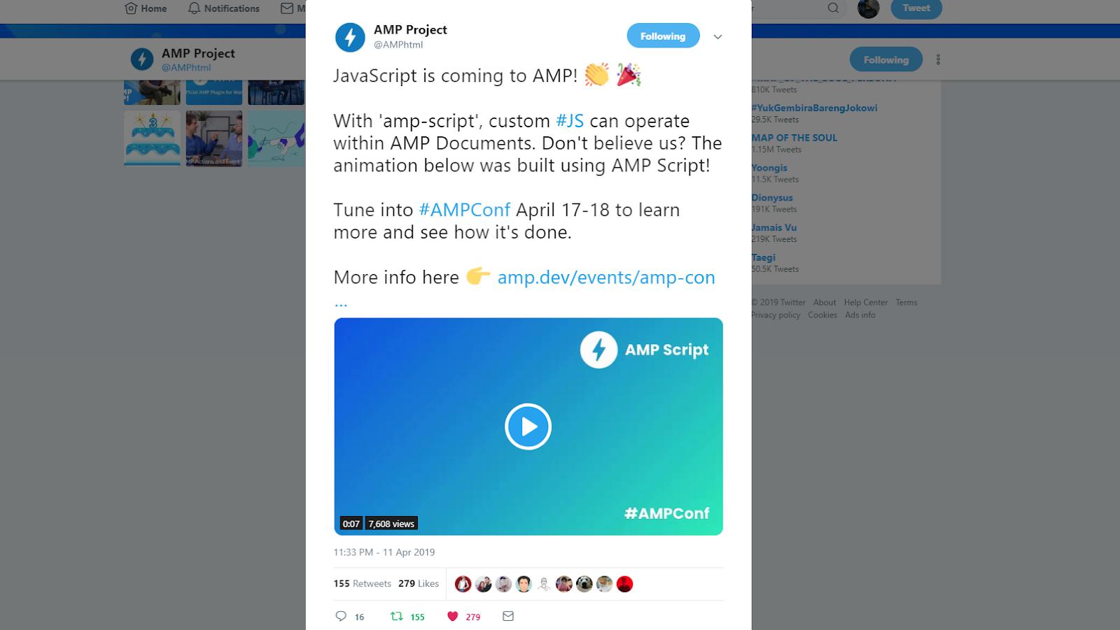 amp-script blogspot