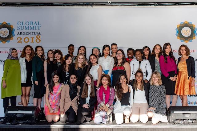Brasiliense representa o Brasil em evento global de liderança feminina