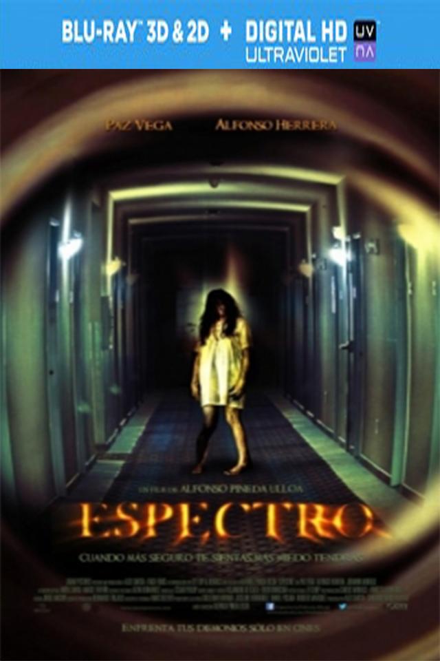 Espectro 1080p HD  Español Latino