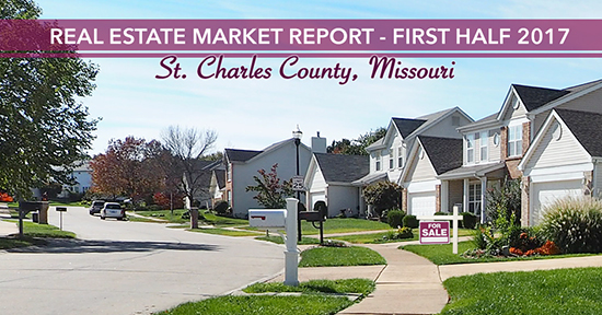 Real Estate Market Report St Charles County 2017