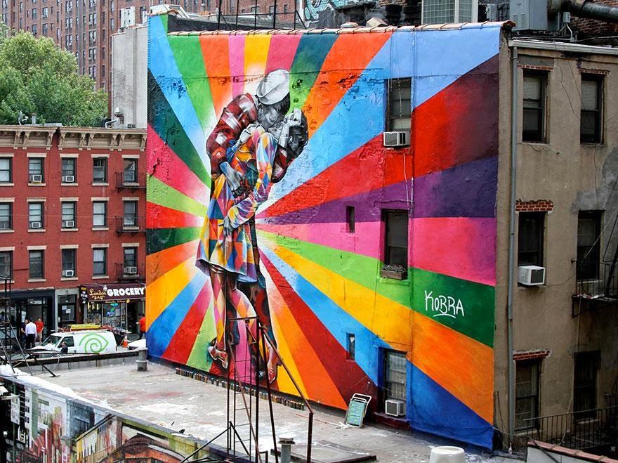 20 πόλεις με εντυπωσιακά γκράφιτι!