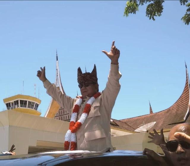 Prabowo: Saya Tak Izinkan Harga Diri Rakyat Indonesia Diinjak-injak Bangsa Lain