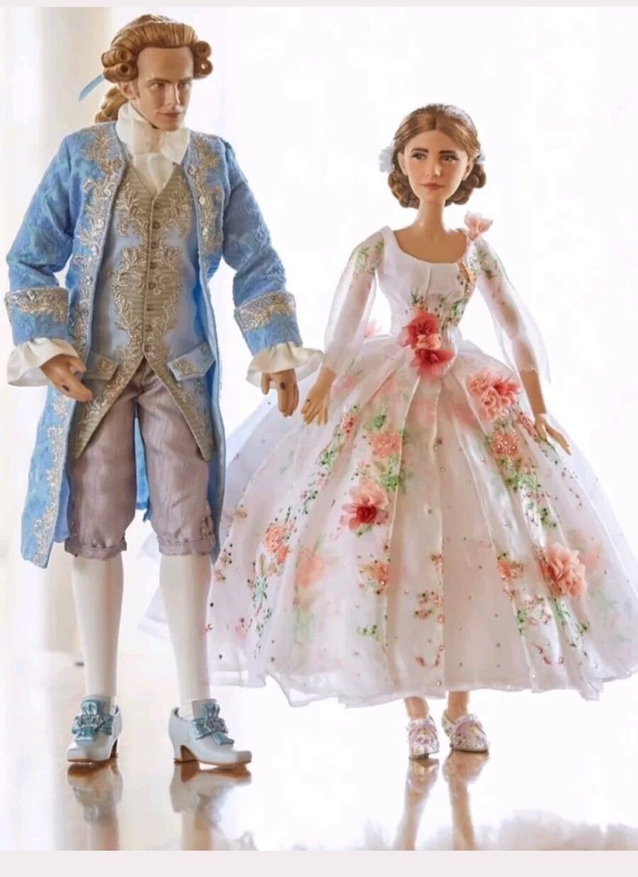 Disney Belle And Prince Limited Edition Beauty And The Beast Dolls