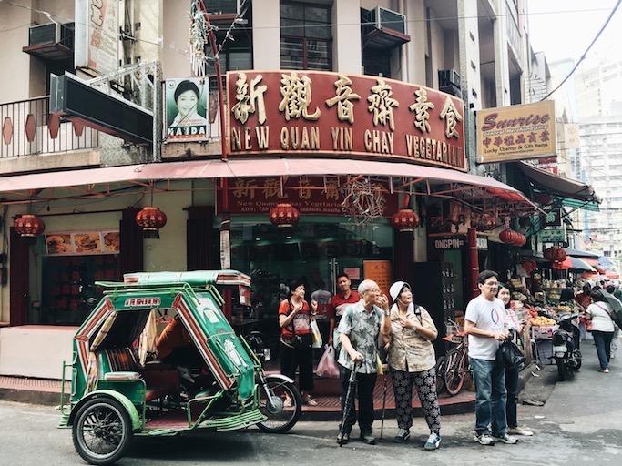 Chinatown Ongpin Vegetarian Restaurant