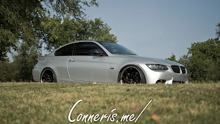 BMW 335i E92 Side low