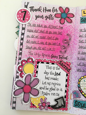 Lent 2018 Day 7 with Lynn at Lot95Designs