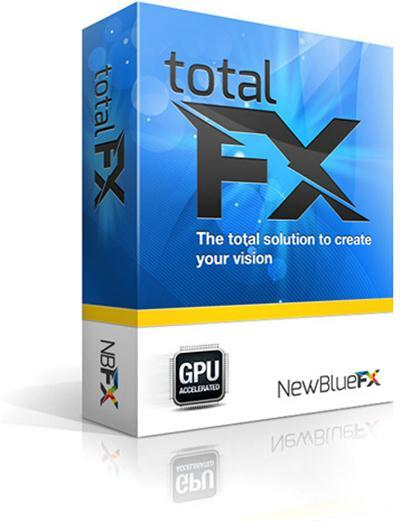 Softpediazone: NewBlue TotalFX v3 0 (Win Mac OS X) crack