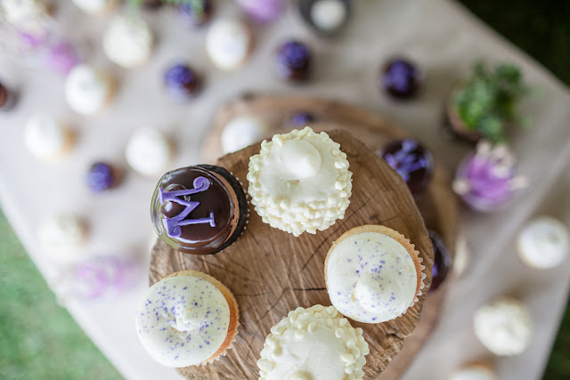 rustic+wedding+shabby+chic+summer+spring+burlap+moss+green+purple+violet+lavender+mint+emerald+outdoor+horse+cowboy+centerpiece+cake+table+dessert+candy+buffet+1326+studios+11 - Rustic Springtime