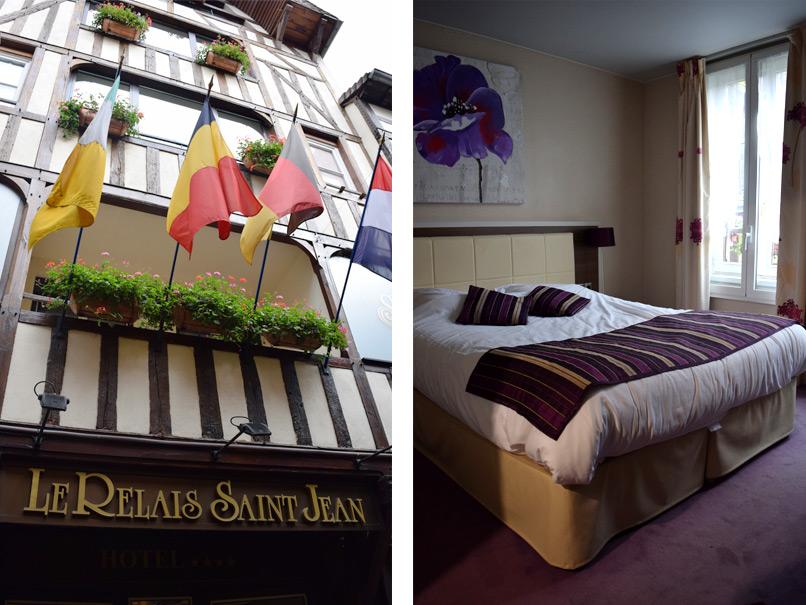 Hotel Le Relais Saint Jean, Troyes