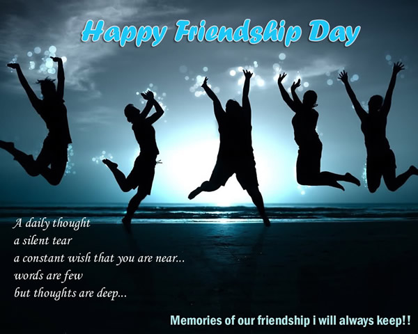 Happy Friendship Day Message SMS For Girlfriend - Happy Friendship Day SMS Message