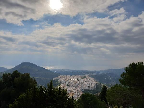 Tajné město a průsmyk Maurských vzdechů, Andalusie část 7.