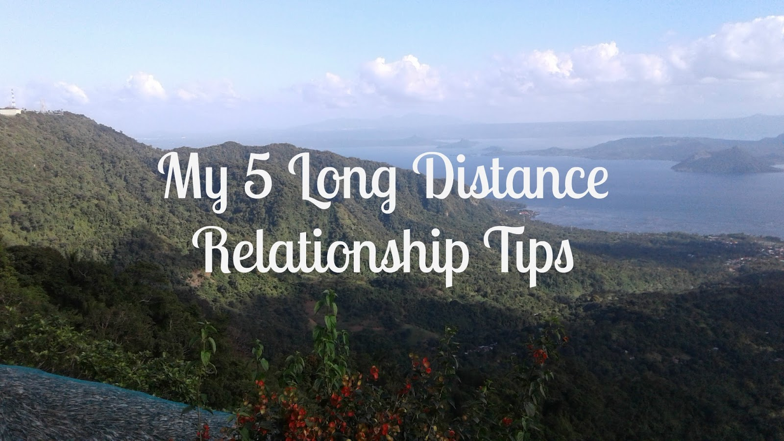 tips for the long distance relationship