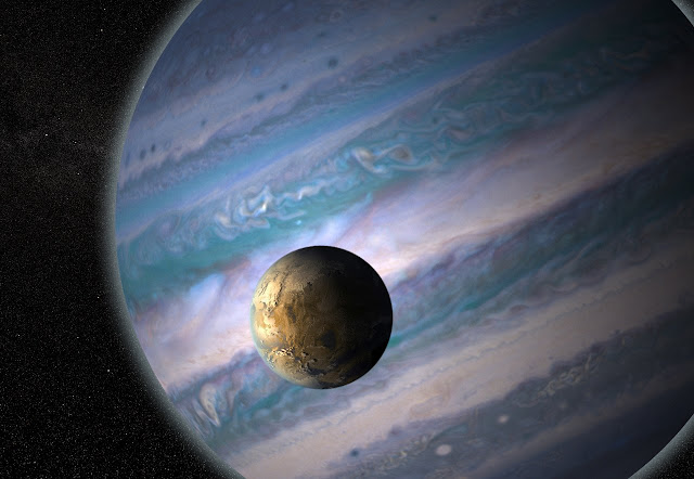 Researchers identify 121 giant planets that may have habitable moons