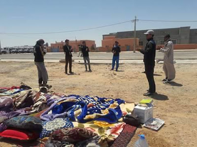 معاناة بعض الأساتذة المتضررين من السكن بمركز بيركندوز على الحدود المغربية الموريتانية