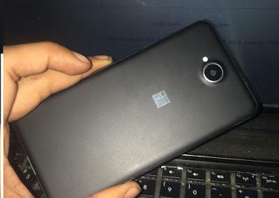 Lumia 650 back panel
