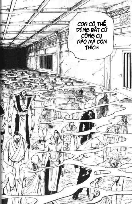Shaman King [Vua pháp thuật] chap 54 trang 15