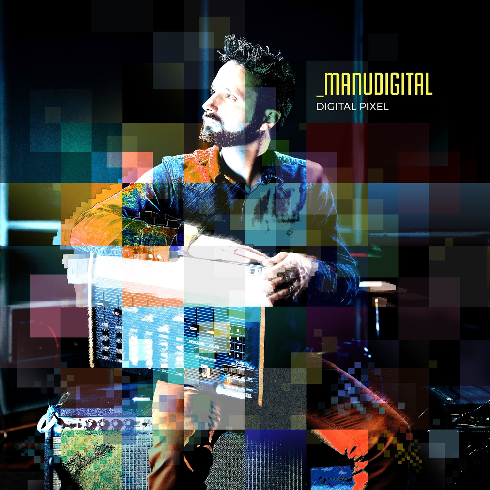 Manudigital - Digital Pixel 2016 - Rasta Reggae Sounds