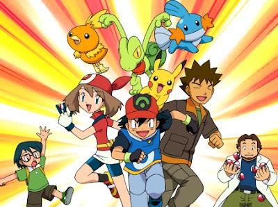 Dibujo de Pokémon a colores