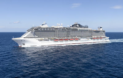 195f4b611 Cruzeiros marítimos em destaque!: Conheça o MSC Seaside