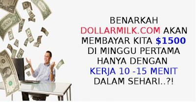 dibayar-dollarmilk-kerja-online