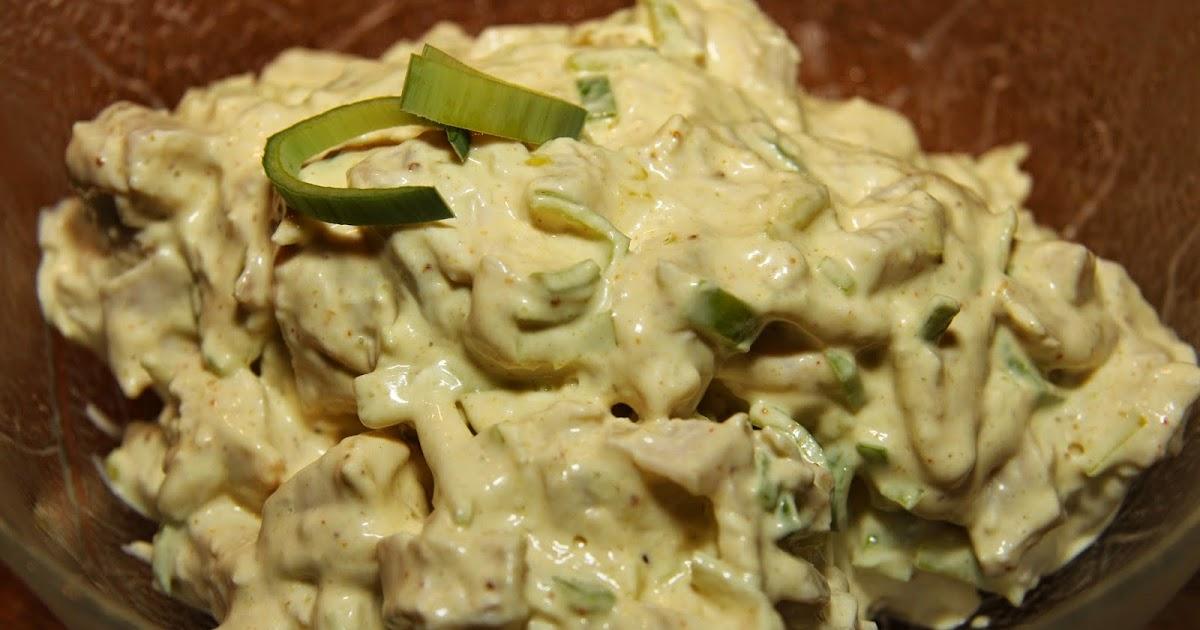 Mat och baktankar Kycklingröra med curry