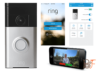 Ring Wi-Fi Enabled Video Doorbell - The Best Choice For Your Safety