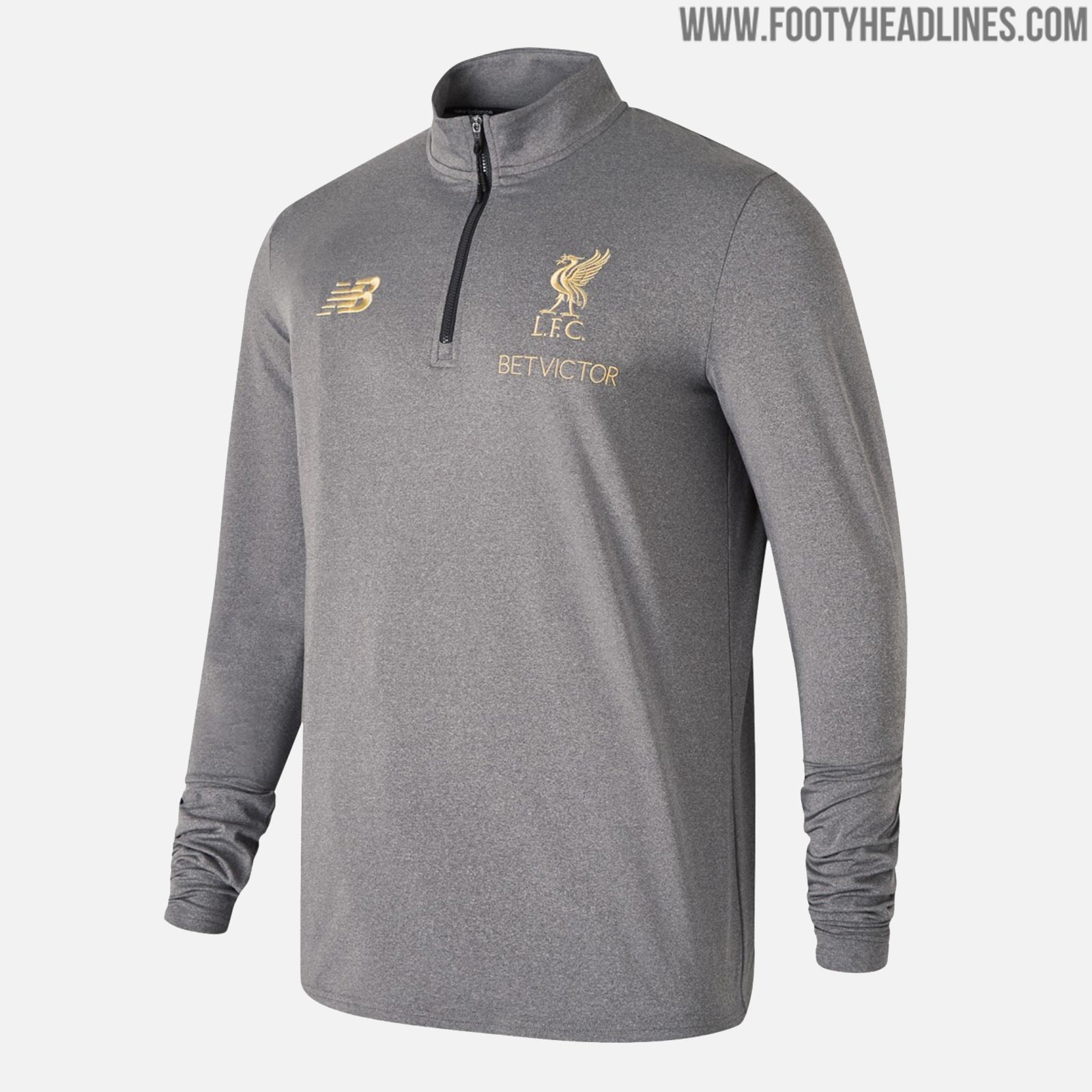 49081146bcf67 New Balance Liverpool Jürgen Klopp Manager Collection Released ...