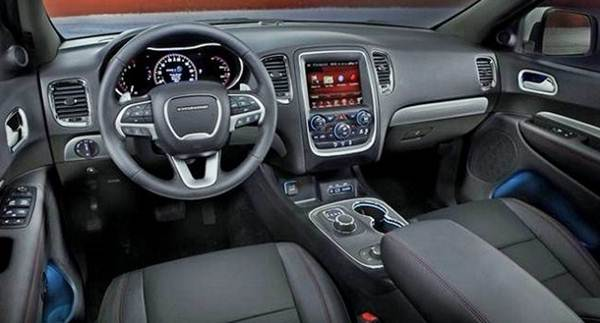 2018 Dodge Durango Rumors