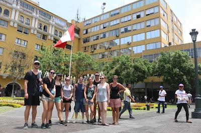 City tour lima y paseos en lima centro historico