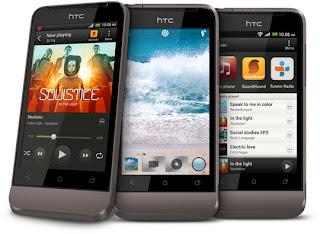 HTC One V HP Android layar 3.7 inch harga dibawah Rp 2 juta