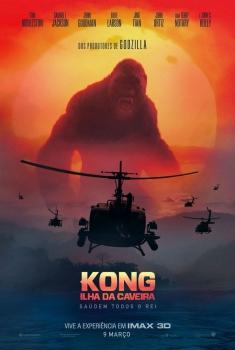 Download Kong: A Ilha da Caveira Dublado (2017) AVI + RMVB Dublado - MEGA