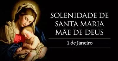 imagem de Nossa Senhora com o Menino Jesus nos braços