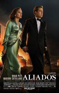"""Poster do filme """"Aliados"""""""