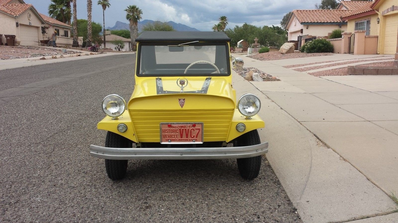 King midget auto for sale can