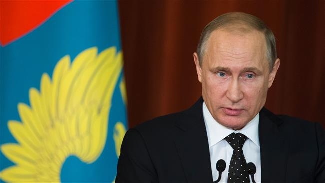Russia's Vladimir Putin warns of lasting fallout from UK move to leave EU