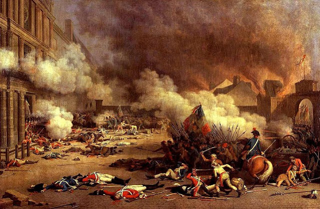 Tokoh Cendekiawan yang Mendorong Revolusi Perancis