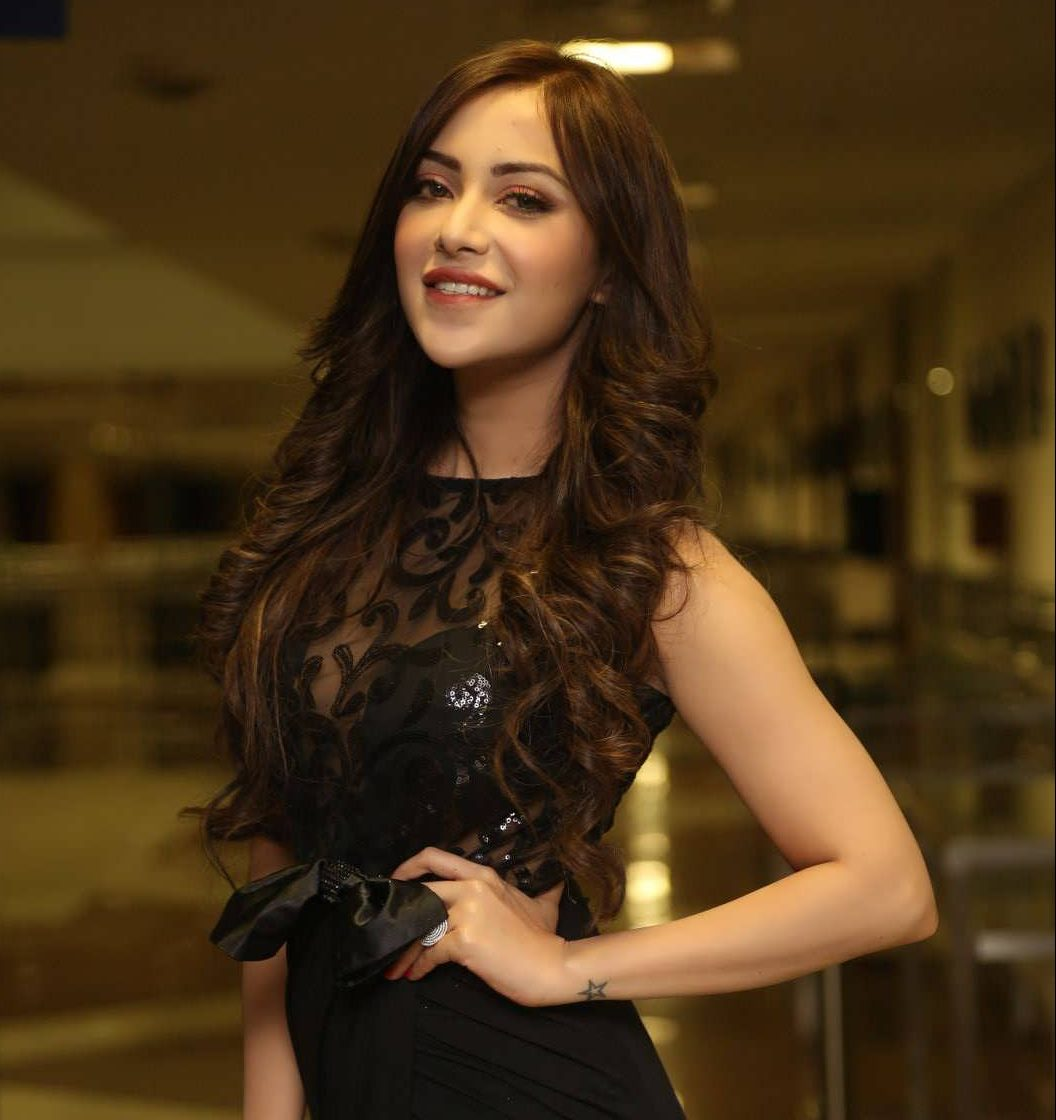 Actress Angela Krislinzki Latest Images